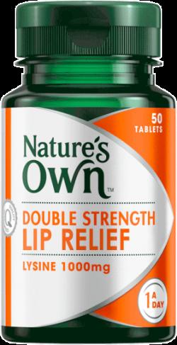 Double Strength Lip Relief