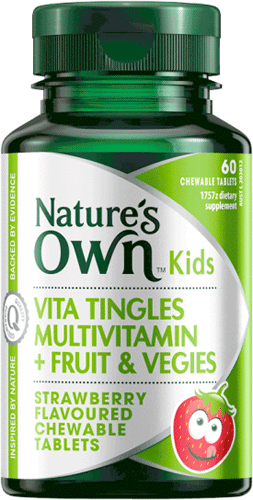 Vita Tingles Multivitamin + Fruit & Vegies