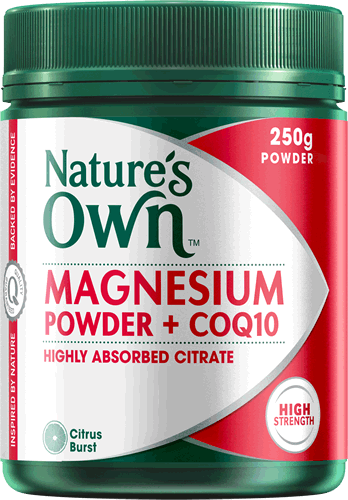 Magnesium Powder CoQ10