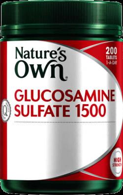 Glucosamine Sulfate 1500