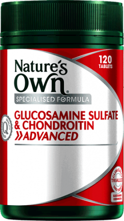 Glucosamine Sulfate & Chondroitin Advanced