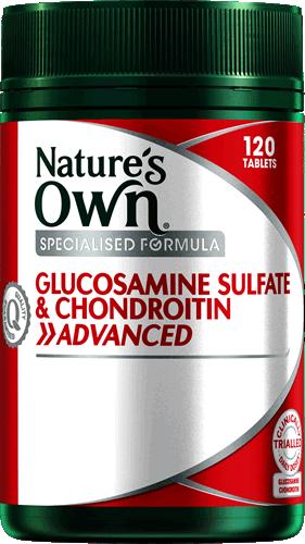 Glucosamine & Chondroitin Advanced
