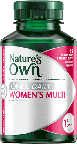 Once Daily Women's Multi