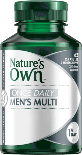 Once Daily Men's Multi