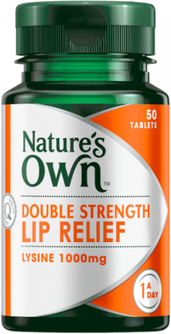 Double Strength Lip Relief